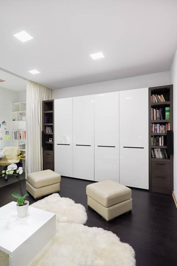 oturma odasında dolaplar fotoğrafı, fotoğraf 8