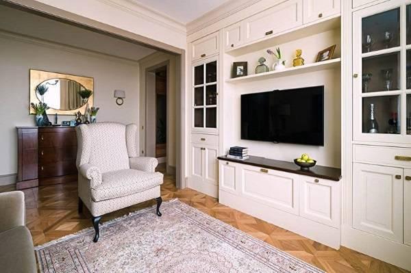 gardıroplu oturma odası için duvar, fotoğraf 14