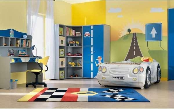 okul öncesi bir çocuk için bir çocuk odasının içi, fotoğraf 7