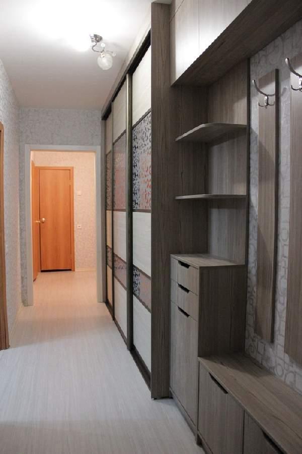 Шкаф купе в коридор: 50 современных моделей на фото
