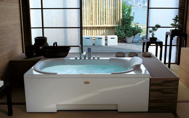 apartmanda banyo