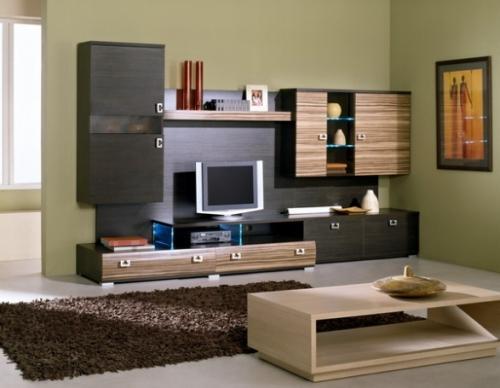 Мебель для гостиной. Как и какую мебель выбрать для гостиной? Фото