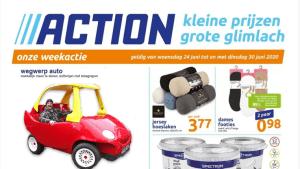 """Action start verkoop wegwerpauto's """"Nooit meer parking zoeken aan zee"""""""