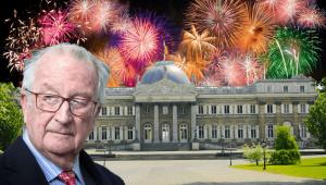 """Lockdownfeestje met 60 vrouwen stopgezet in Laken: """"Koning Albert wou zijn dochters zien"""""""