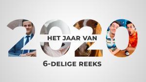 VRT-jaaroverzicht wordt 6-delige reeks