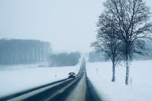 """Klimatologen waarschuwen: """"Nieuwe sneeuwvariant op de weg kan gevaarlijk zijn"""""""