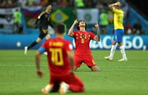 Goed nieuws: België overwon Braziliaanse variant reeds op WK 2018