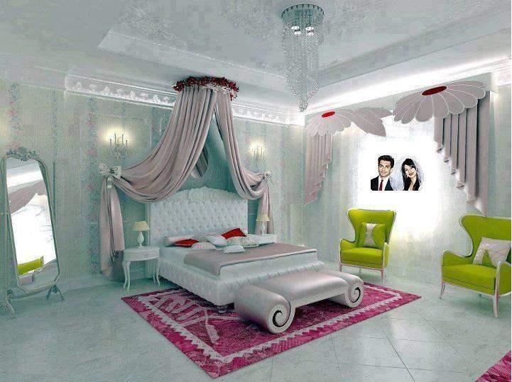 Kamar Tidur Pengantin Baru