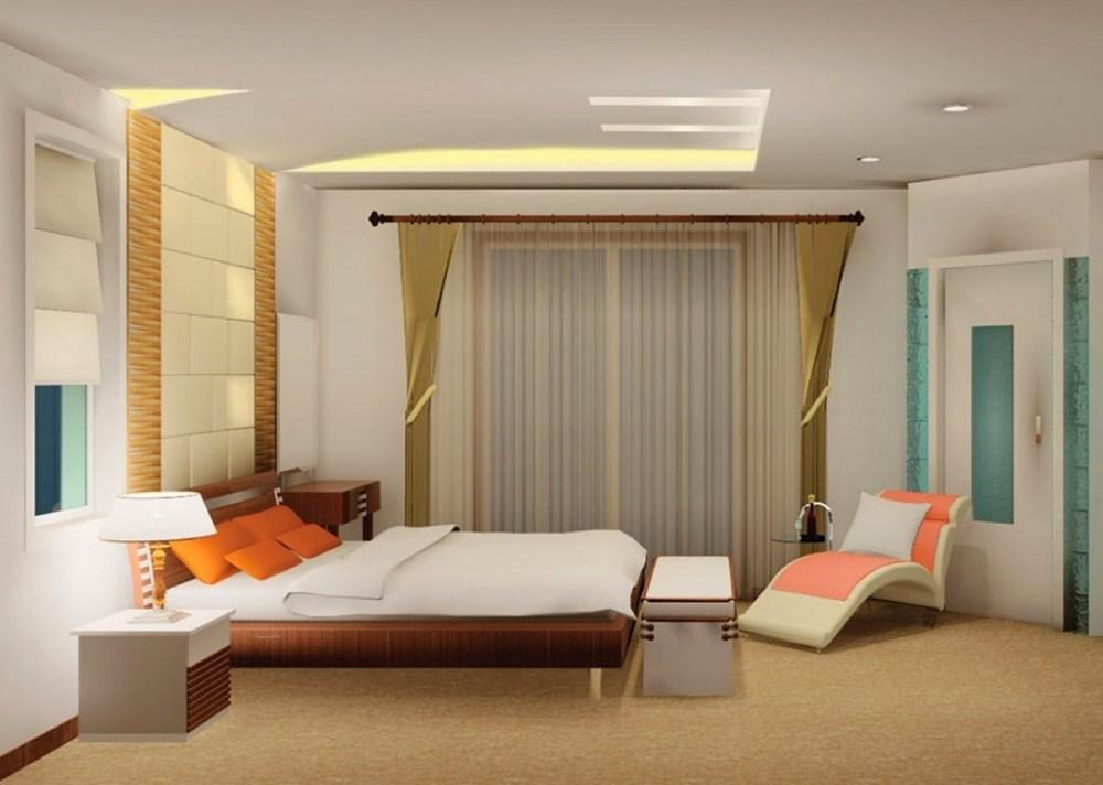 kamar tidur model minimalis