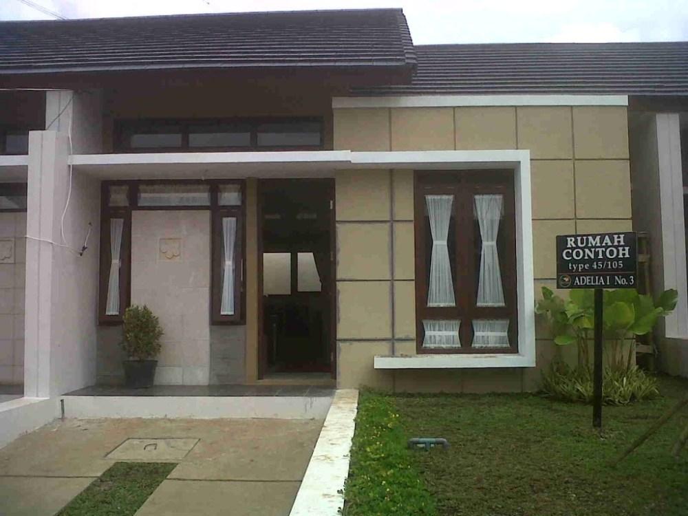 Rumah Sederhana Lahan Sempit rumah minimalis sederhana untuk lahan sempit