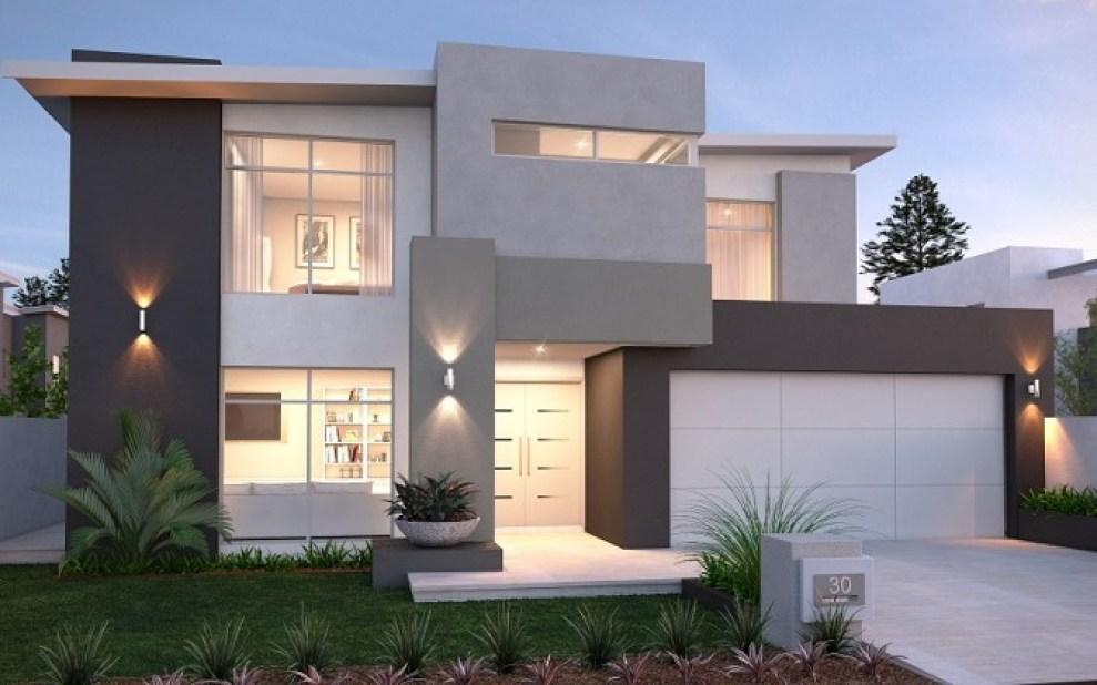 5 Contoh Desain Rumah Minimalis
