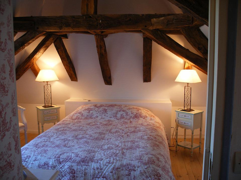 Inspirasi Dekorasi Rumah Dengan Ruang Tidur Rustic