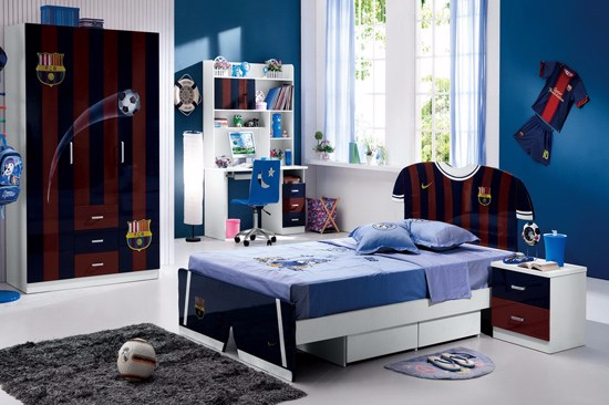 8 Tips Kreatif Mendekorasi Kamar Tidur Anak Laki Laki