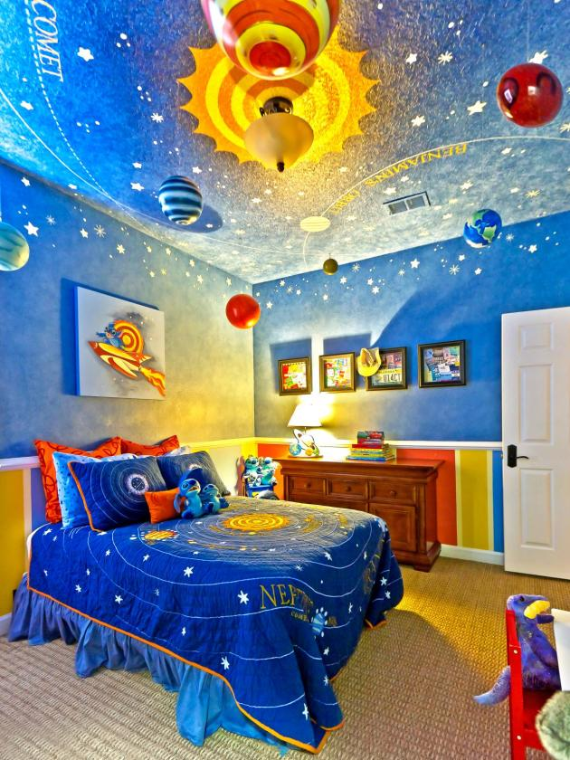 8 tips kreatif mendekorasi kamar tidur anak laki-laki