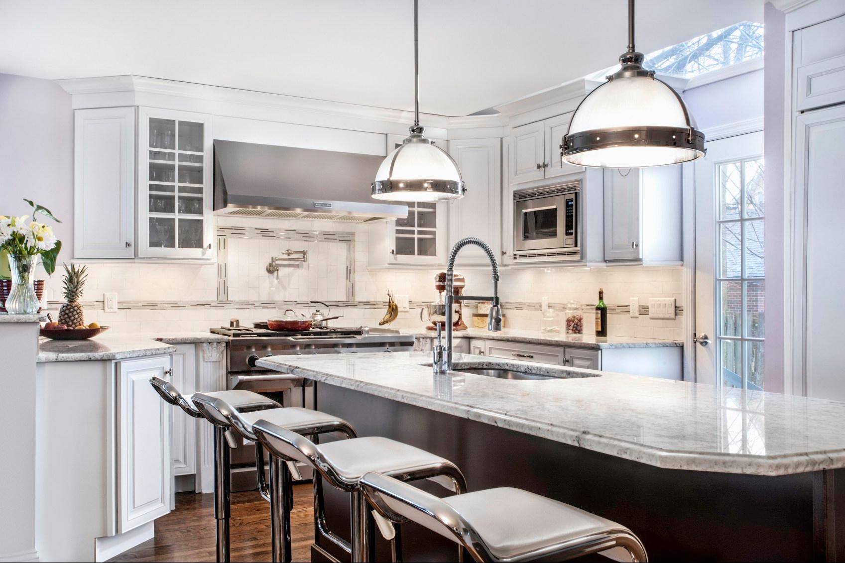 Ini 10 Trik Untuk Desain Dapur Kecil Agar Seperti Dapur Chef