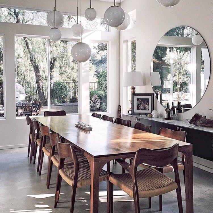 Pencahayaan Dekorasi Ruang Makan