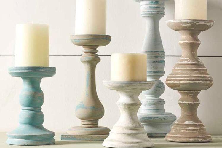 Lilin Untuk Dekorasi Ruang Makan
