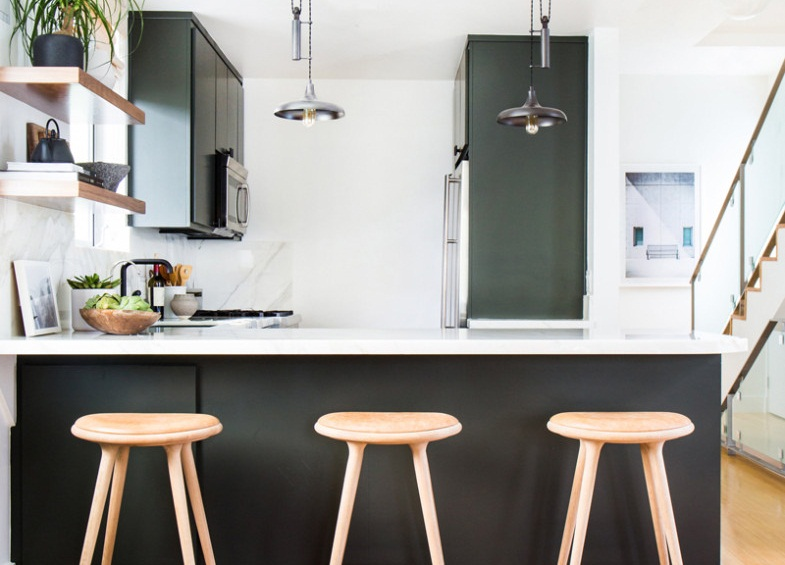 Furniture Desain Dapur Kecil