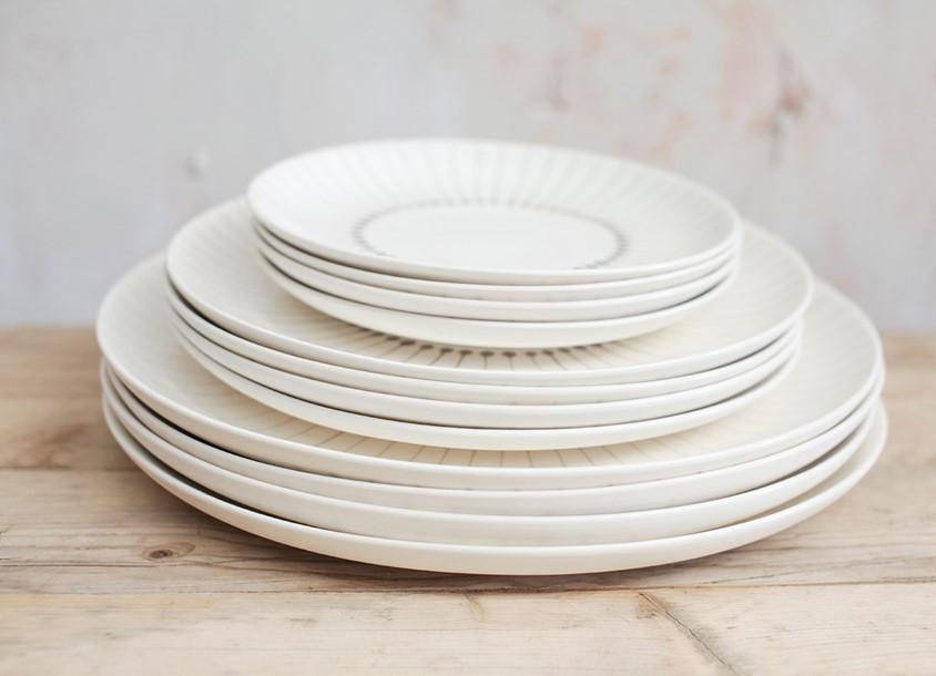 Jenis Piring Keramik
