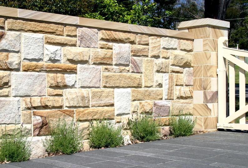 Keramik Batu Alami Sandstone Eksterior