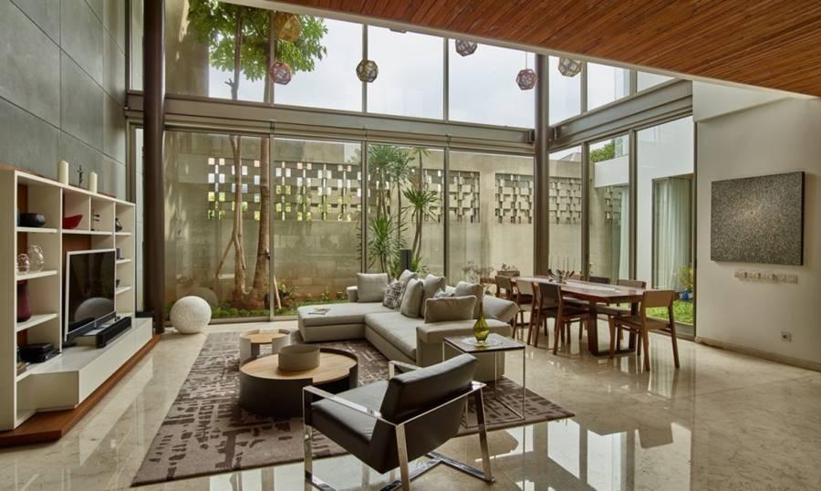 29+ Rumah Mewah Minimalis Interior
