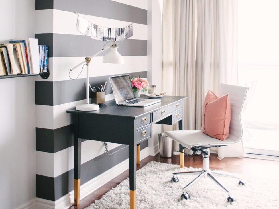 desain rumah minimalis sederhana ruang kerja