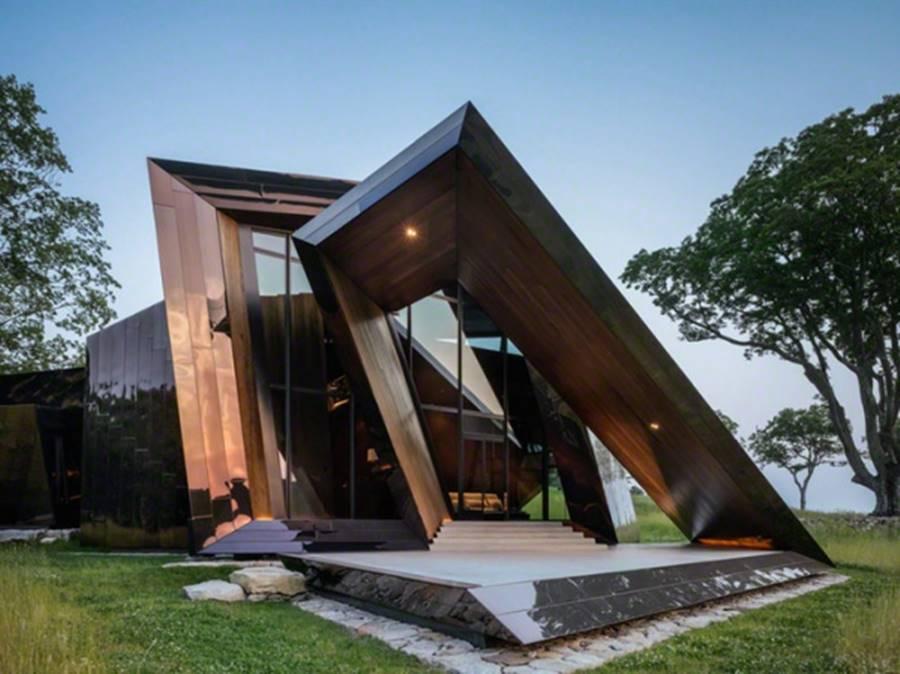 Desain Rumah Modern Futuristik & 9 Desain Rumah Modern untuk Keluarga Tersayang
