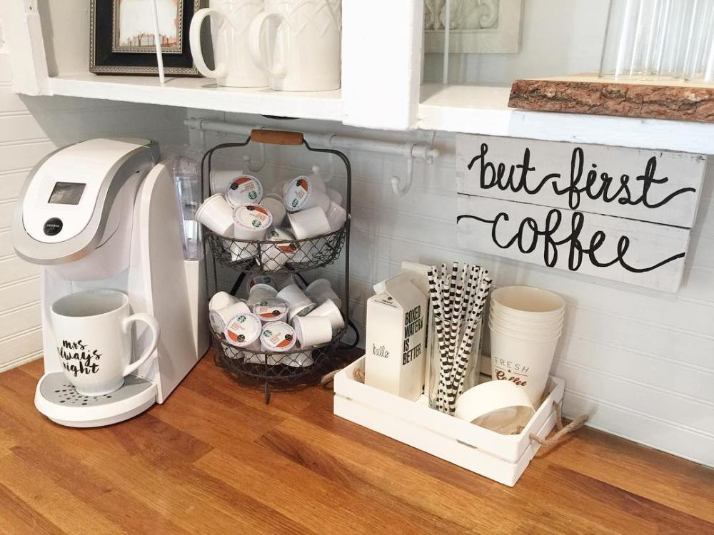 Dapur Sederhana Bersih dan Rapi Dekorasi