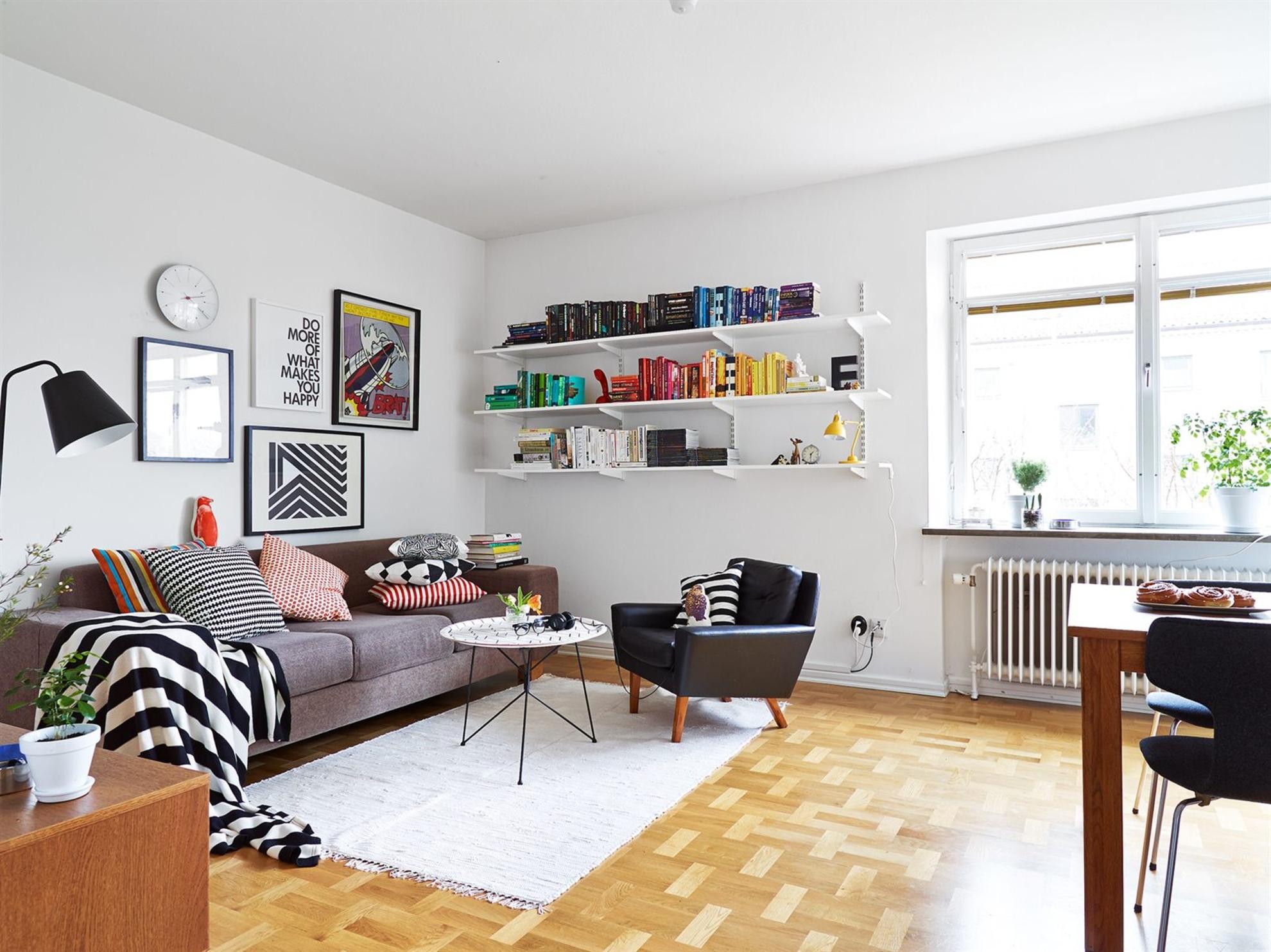 & 8 Desain Interior Rumah Mungil Yang Nggak Menguras Budget