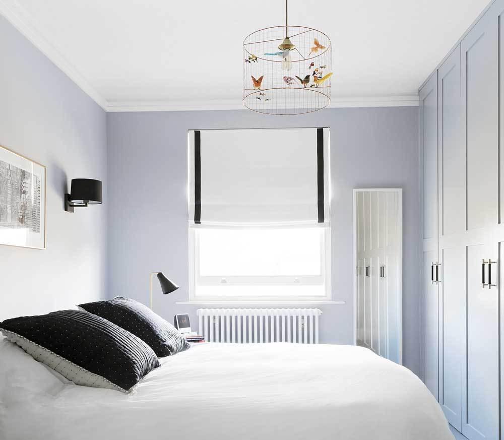 10 Contoh Warna Cat Kamar Tidur ini Cocok Untuk Ruangan Sempit