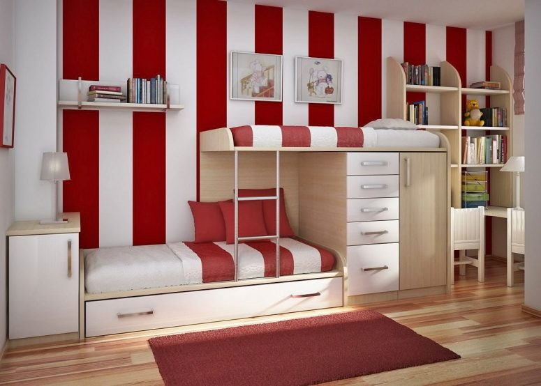 10 iWarnai iCati iKamari Tidur ini Cocok Untuk Ruangan Sempit