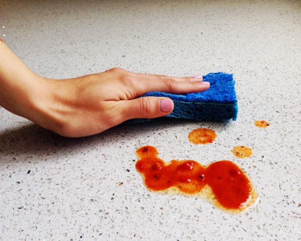 Dapur Sederhana dan Rapi Bersih2 Sekali Jalan