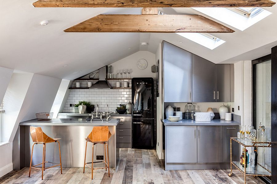 Dapur Minimalis Ukuran 2x3 Pencahayaan