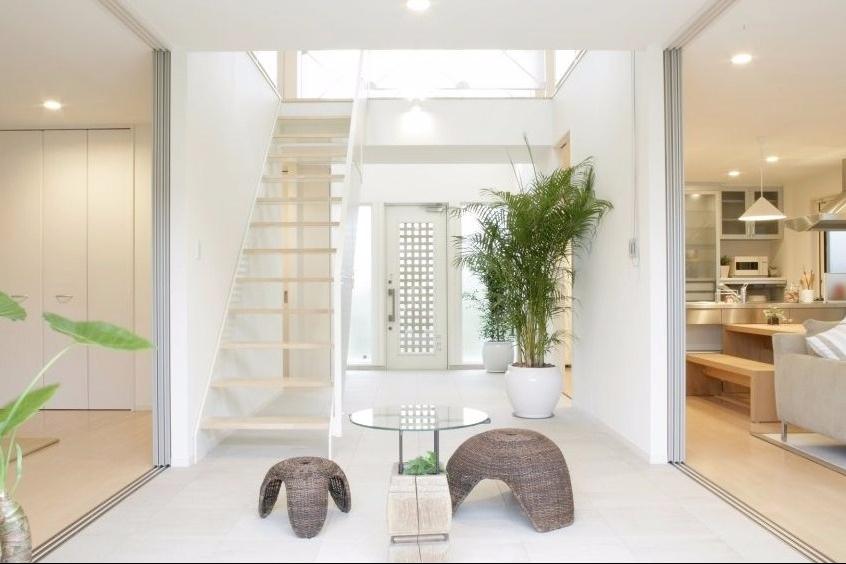 Rumah Minimalis 2 Lantai Tipe 54