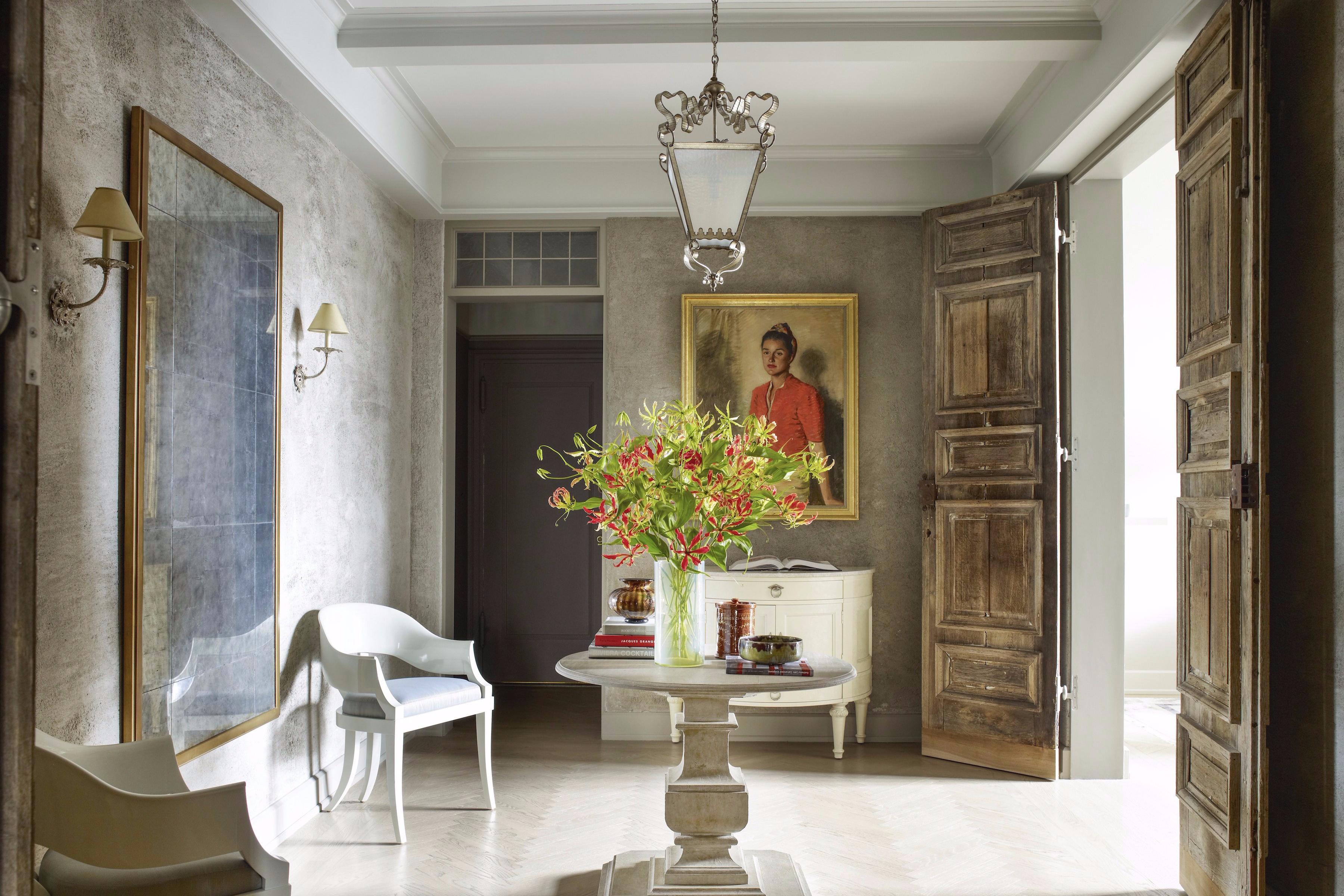 11 desain foyer menakjubkan dari seluruh dunia