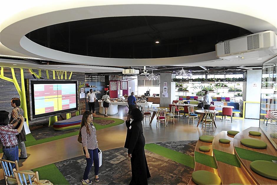 Ruang Kantor Milik Google