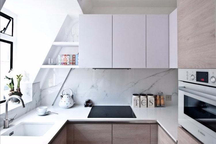 Desain Dapur Kecil yang Minimalis