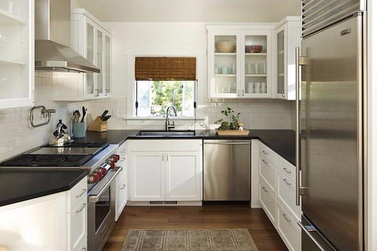 Desain Dapur Minimalis yang Terasa Hangat