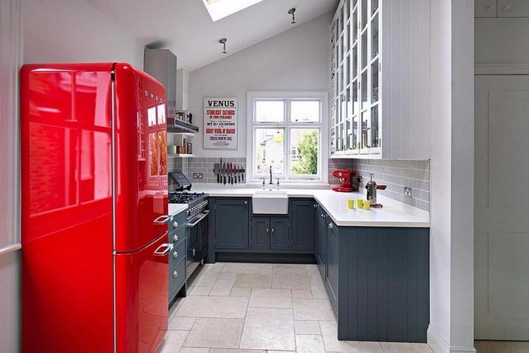 Desain Dapur Minimalis yang Minimal Pencahayaan Listrik