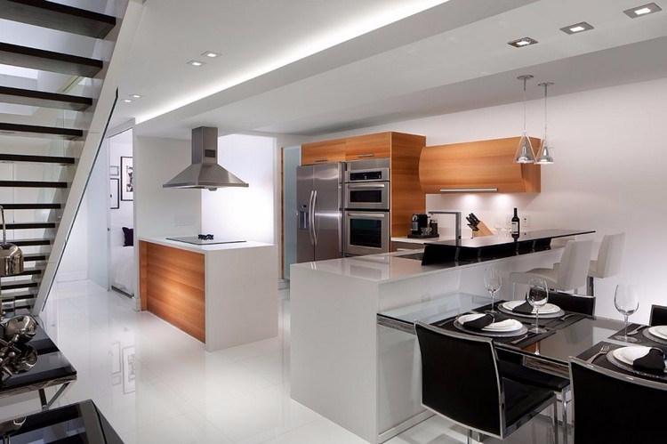 Desain Dapur Minimalis Ukuran 2x2 pun Bisa Terlihat Lapang