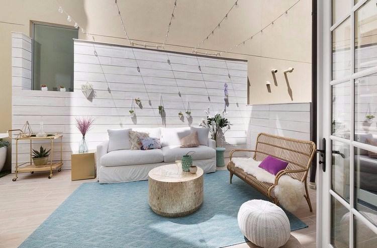 Inspirasi Desain Apartemen Ala Bohemian Modern