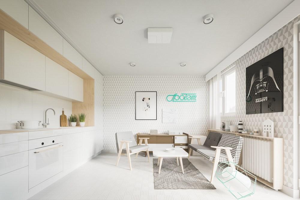 5.home designing - Inspirasi Rumah Minimalis 1 Lantai