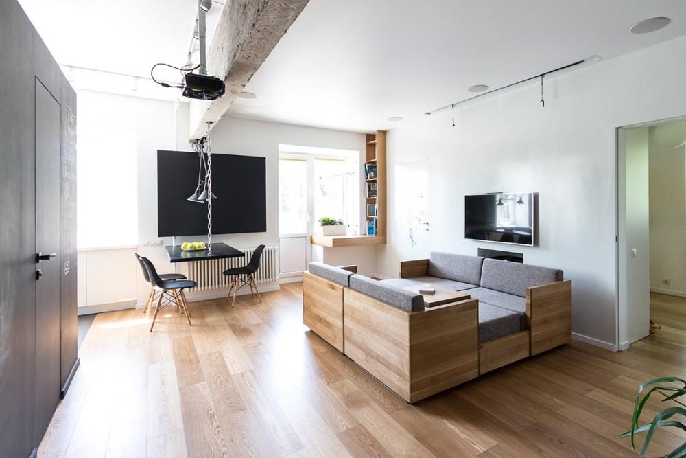 8.home designing - Inspirasi Rumah Minimalis 1 Lantai