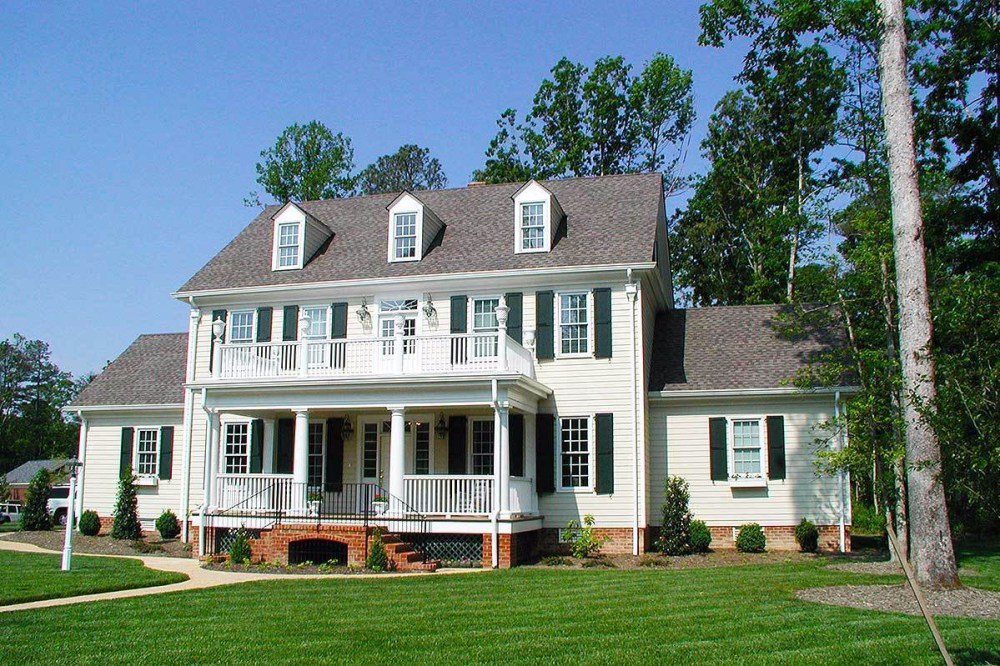 Arsitektur Rumah ColonialArsitektur Rumah Colonial