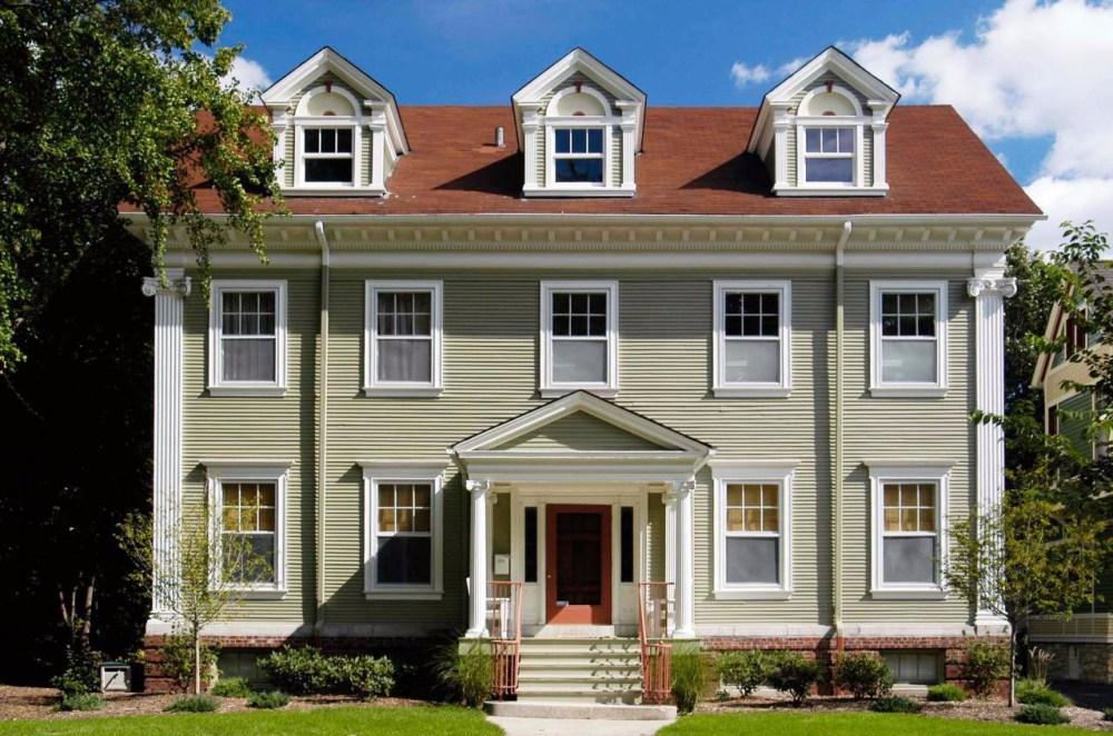 Arsitektur Rumah Colonial