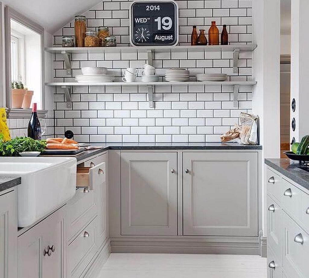 Desain Terbaru Dapur Minimalis Sederhana Dengan Ruangan ...
