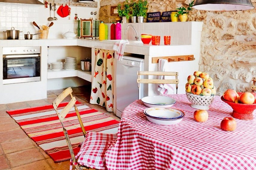 83 Contoh Desain Dapur Vintage Minimalis Terbaik