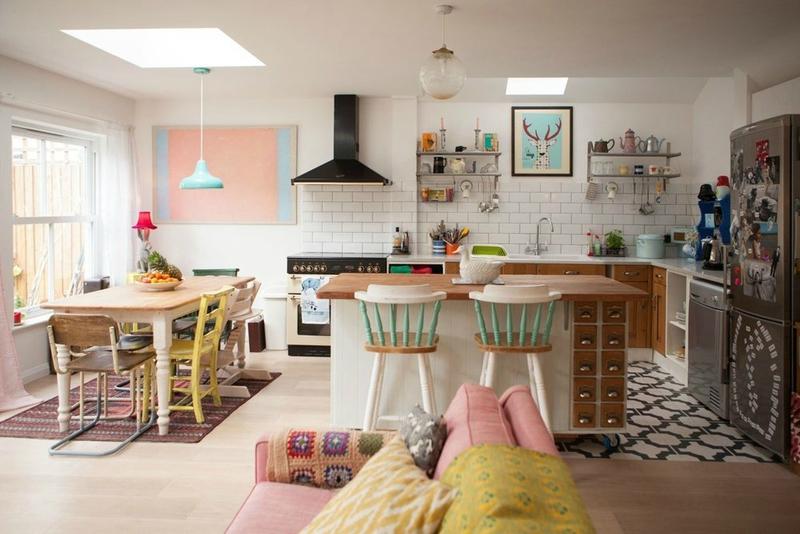 Dekorasi Rumah Shabby Chic Dan Vintage, Pilih Yang Mana?