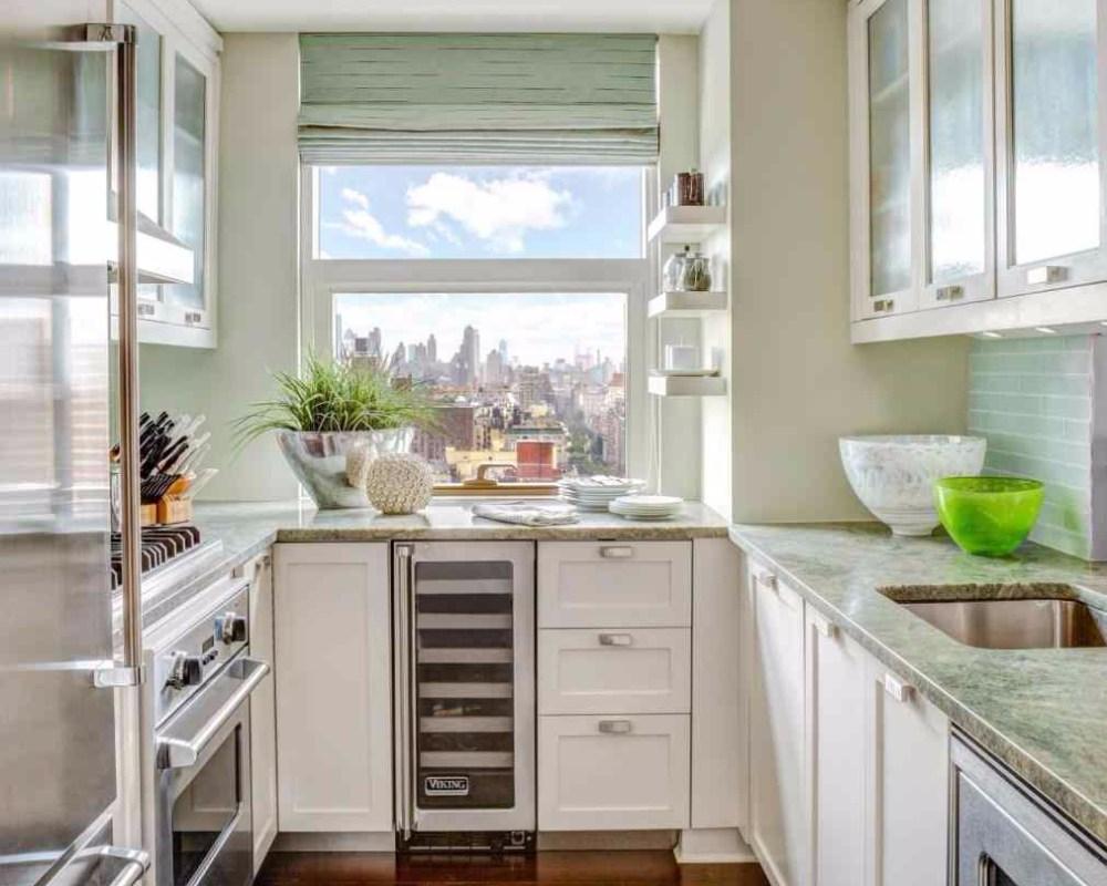Desain Dapur Kecil Hemat Biaya