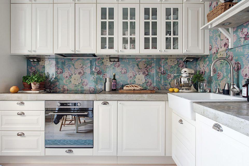Desain Interior Dapur Kertas